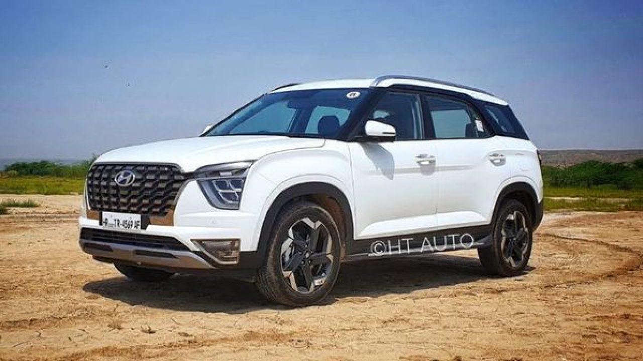 Hyundai Alcazar first drive review: Best of Creta in a three-row form factor