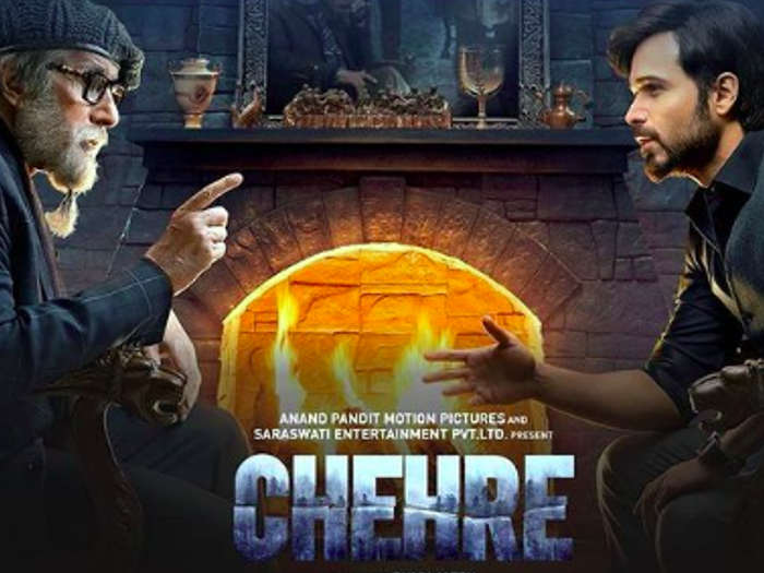 Chehre Movie Review: A Good But Misdirected Attempt Ft. Amitabh Bachchan, Emraan Hashmi's Quirky Pair!