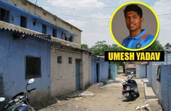 Umesh yadav house