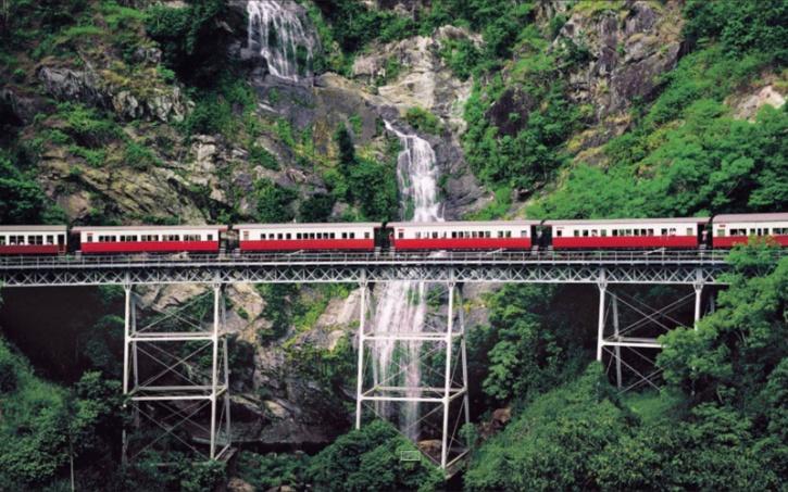 Kuranda Scenic Railway - Australia