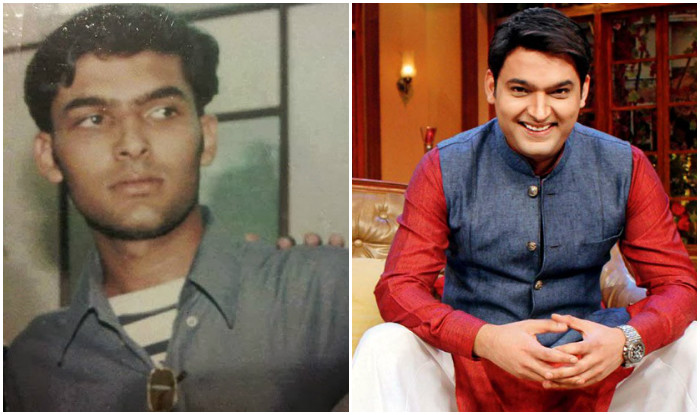 Kapil Sharma's before and after shots highlight his SHOCKING transformation!