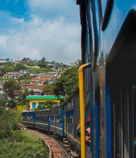 Mettupulayam-Ooty Route