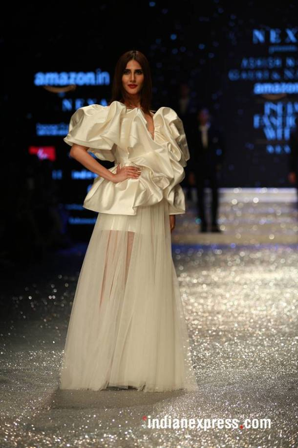 The 31st edition of the Amazon India Fashion Week (AIFW) Autumn-Winter 2018 show started on March 14.