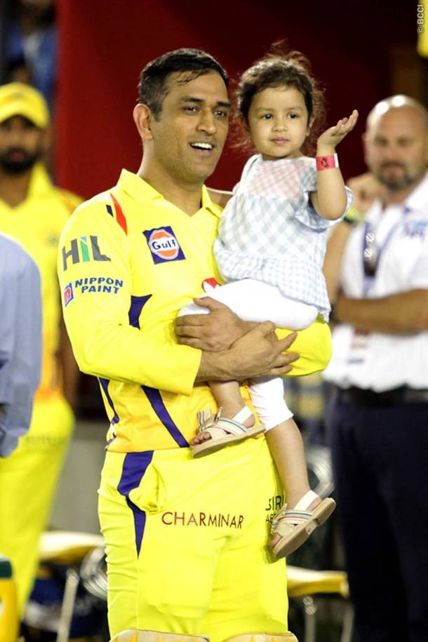 MS Dhoni pulled off a near impossible win for Chennai Super Kings before Kings XI Punjab scraped through with a dramatic four-run victory in the Indian Premier League on Sunday.