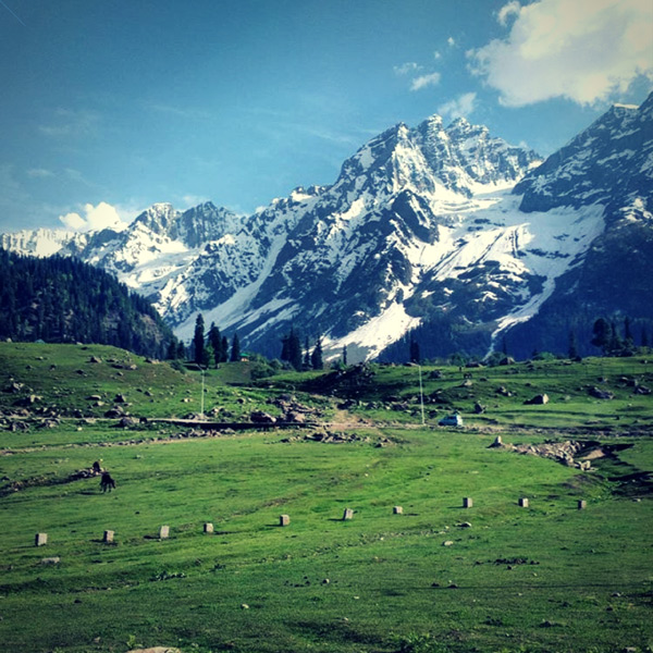 Kashmir-a land of wonder.