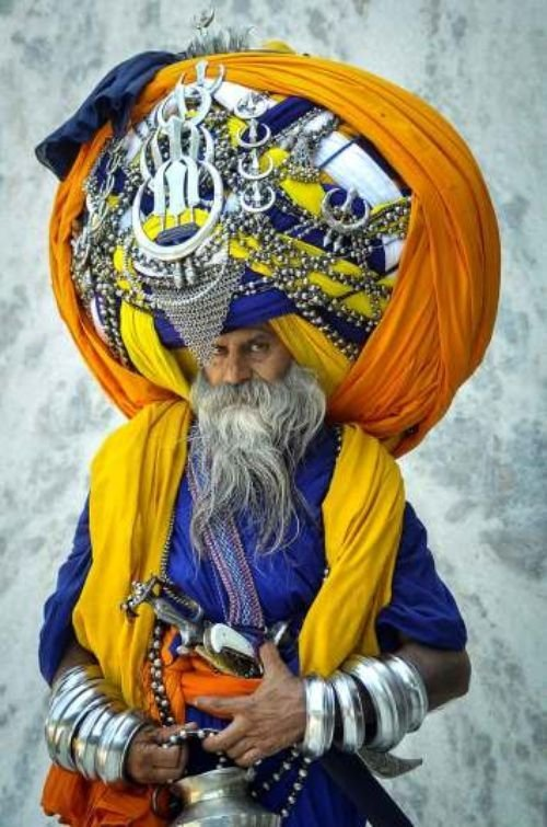 1. World's longest turban