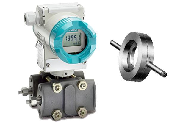 Siemens SITRANS F O differential pressure flow meter