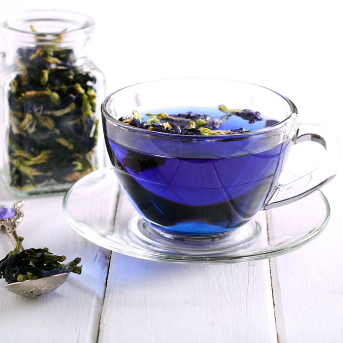 Blue Tea not just prevents but also treats Fatty Liver issues by improving hepatic metabolism