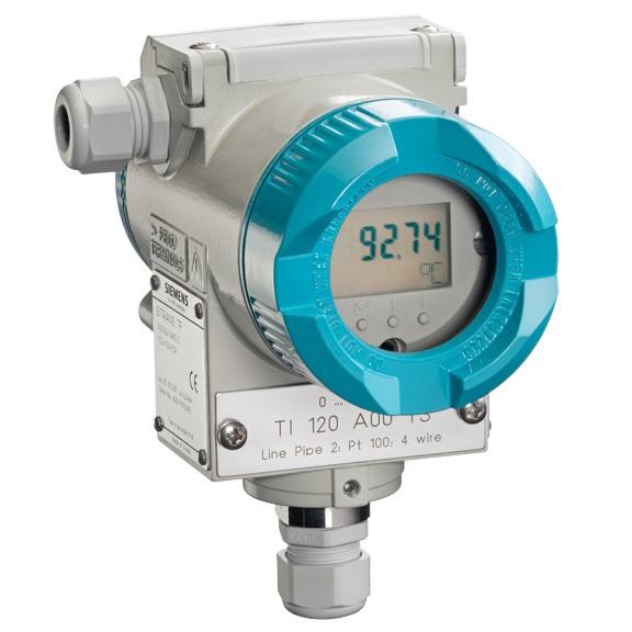 Siemens SITRANS TF Transmitter for temperature Messumformer - 7NG3136