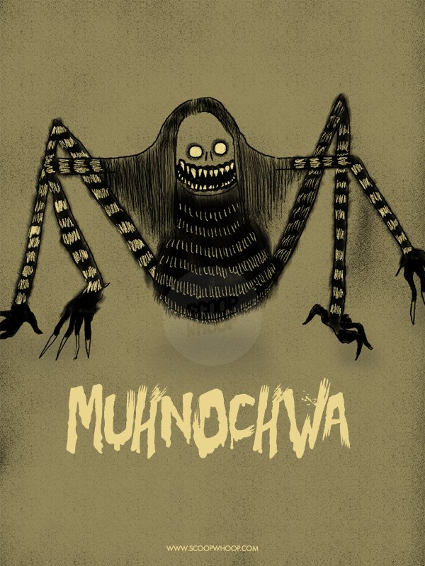 1. Muhnochwa - Scratches your face violently, and has reportedly killed multiple people.