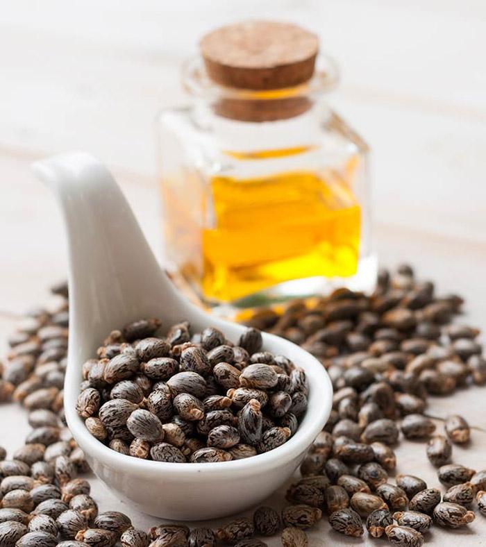 1. Castor oil