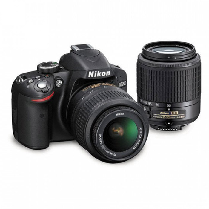 1. Nikon D3300 : 30,000 Rupees