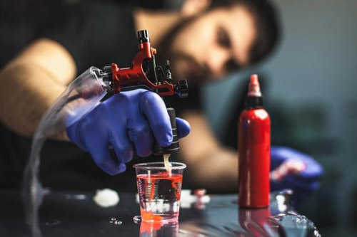 1. Did you know your cool tattoos have glycerin in their ink?