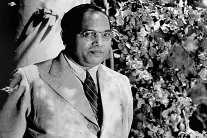 Remembering Dr Babasaheb Ambedkar on his birth anniversary. Take a look at some rare pictures of him. Hon. Dr. Bhimrao Ramji Ambedkar relaxing on his veranda at home