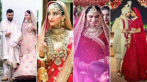 1. Deepika, Sonam, Anushka and Priyanka