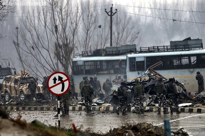 At least 37 CRPF personnel were killed and several injured on Thursday in one of the deadliest terror attacks in Jammu and Kashmir when Pakistan based Jaish-e-Mohammed