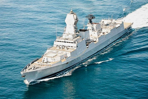2)INS Kolkata (D63),largest Indigenous Made Destroyer,Indian Navy