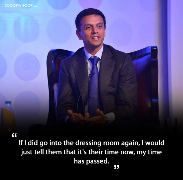 2.Quotes By Rahul Dravid