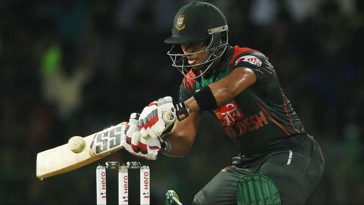 got off to a sedate start, but Sabbir Rahman