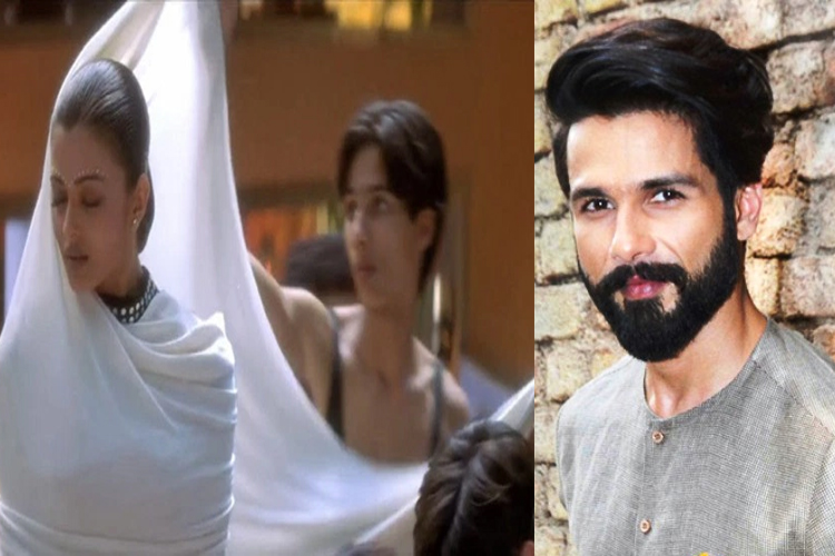 Shahid Kapoor has set his mark in the film industry with his extraordinary acting and dancing skills. But very few of us know that he was initially a background dancer. Shahid, who is a trained dancer had performed as a background dancer in films like Dil To Pagal Hai and Taal.