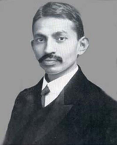 2. Mahatma Gandhi as a Young Lawyer