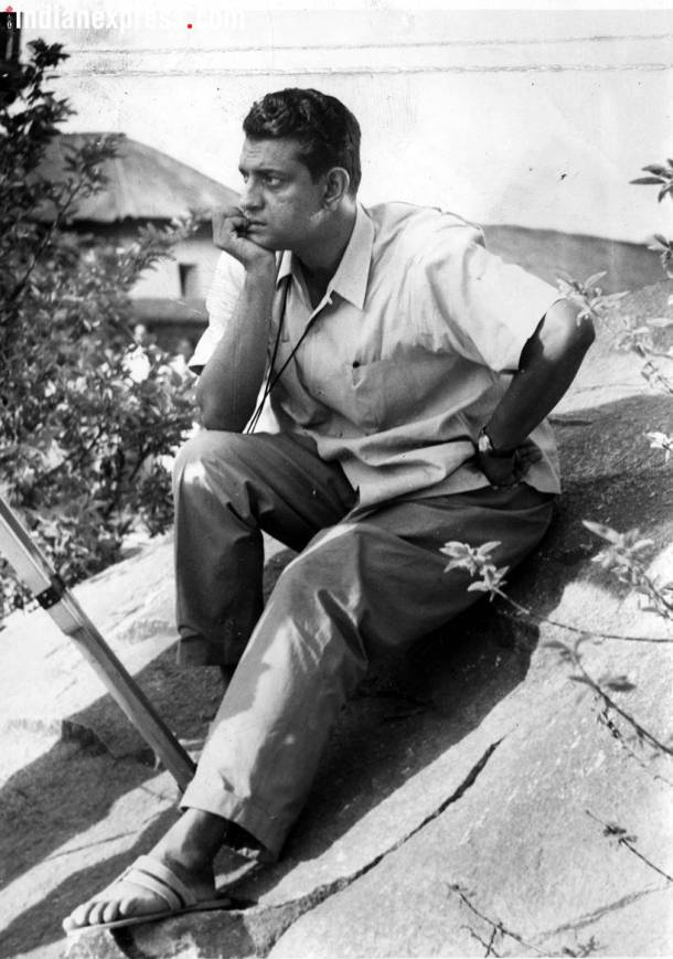 Satyajit Ray belonged to a family of writers. In his early life, Ray was a huge fan of Oriental art.