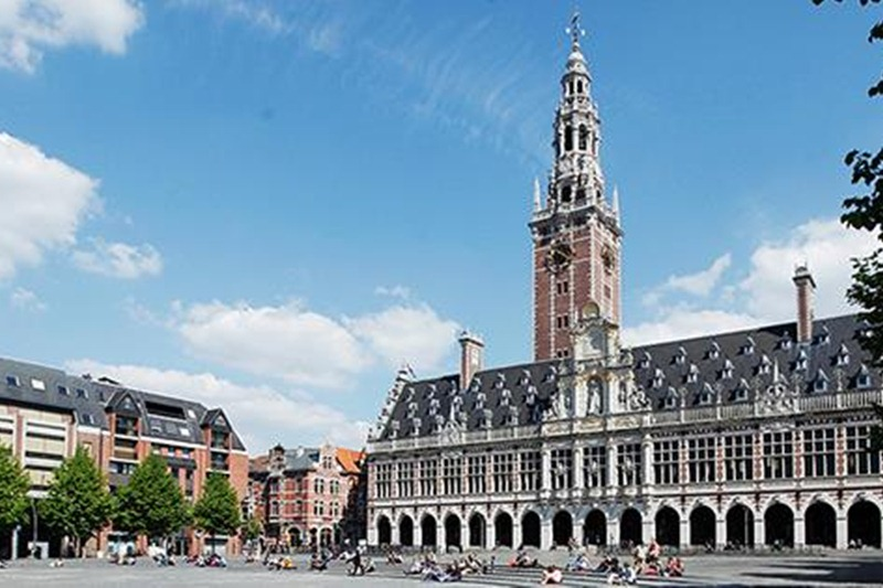 KU Leuven: Topped for the third year in a row. Founded in 1425 by Pope Martin V, KU Leuven is a Dutch-speaking school in Flanders, Belgium.