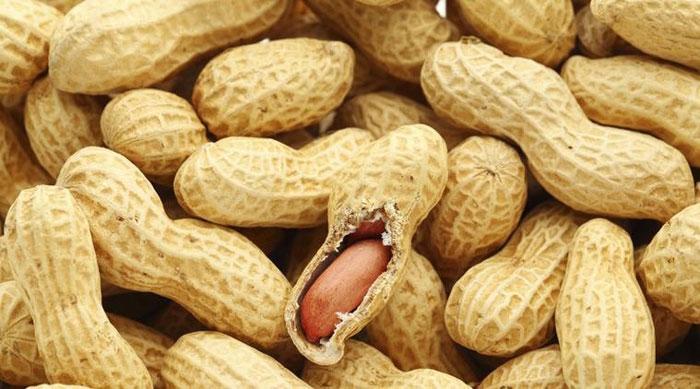 2. Peanuts