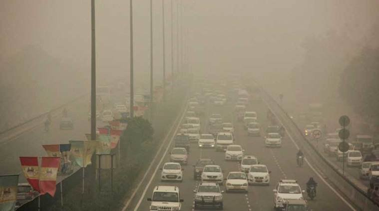 2. The smog problem in Delhi does permanent damage to lakhs of people every year.