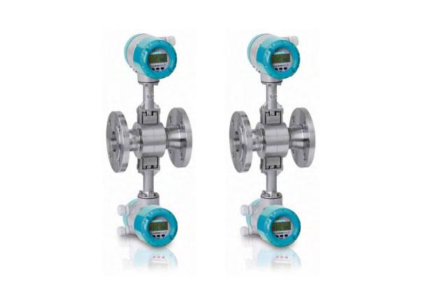 Siemens SITRANS FX300 Dual Converter Flow Meter