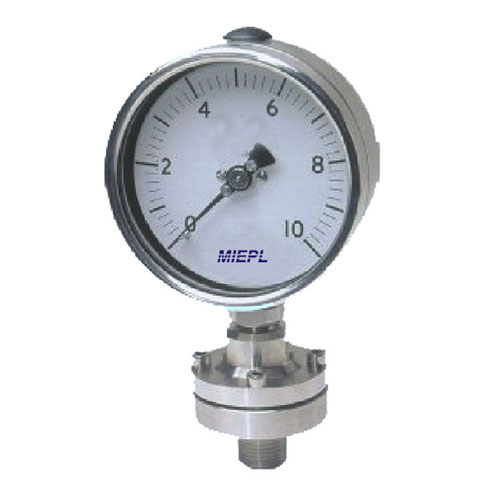 MIEPL Sealed Diaphragm Gauge