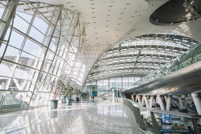 2. Incheon International Airport, South Korea