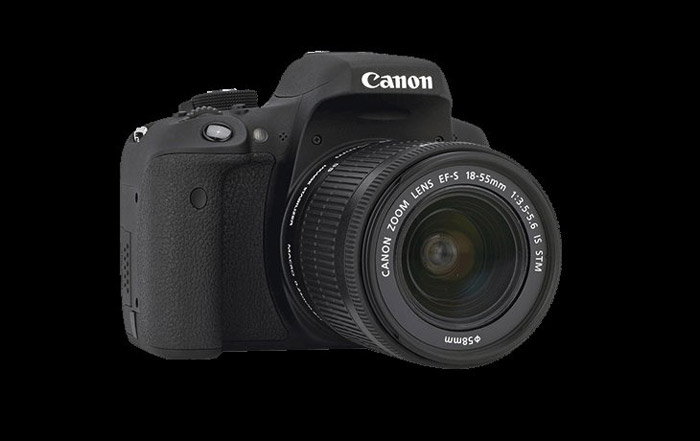 2. Canon EOS Rebel T6i / Canon EOS 750D : 41,500 Rupees