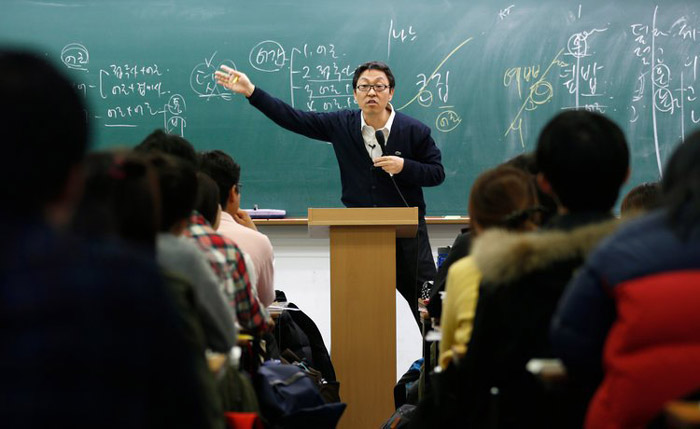 2. There is a rotation system in South Korea in which teachers and principals change schools every five years.