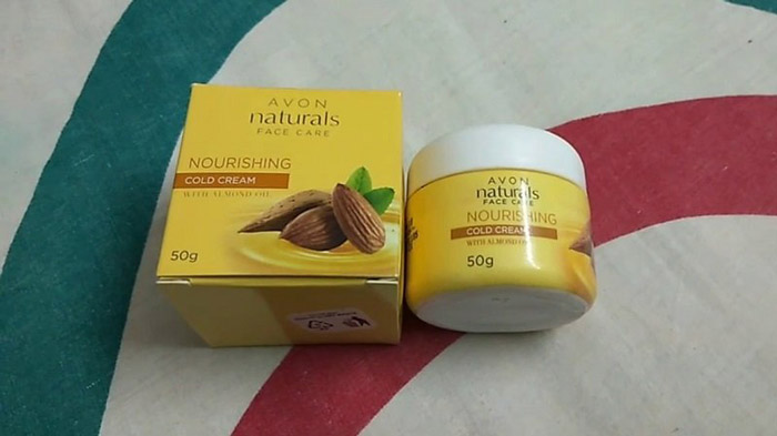 2. Nourishing Cold Cream By Avon Care
