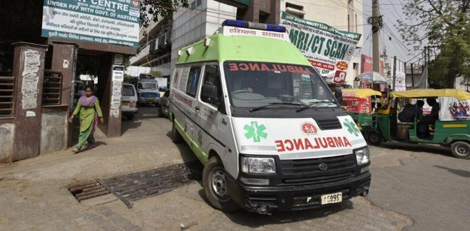 2. There is now a Rs. 10,000 fine for blocking an ambulance on the road.