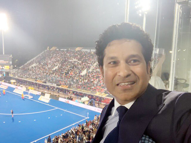 Sachin Tendulkar With a total of 74.6 million followers, the