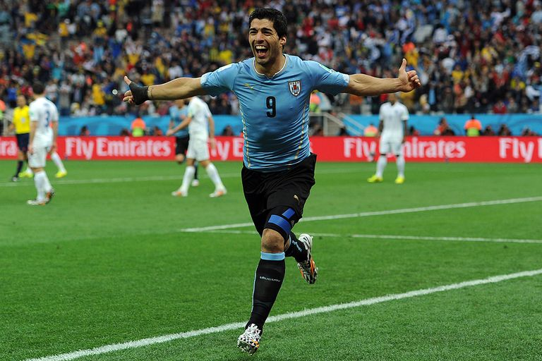 Luis Suarez (Uruguay & Barcelona)