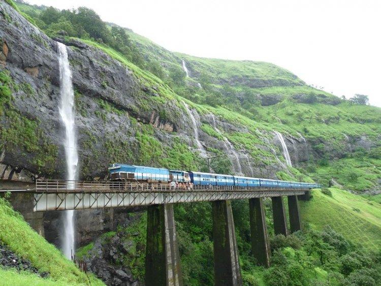 Mumbai-Pune Route