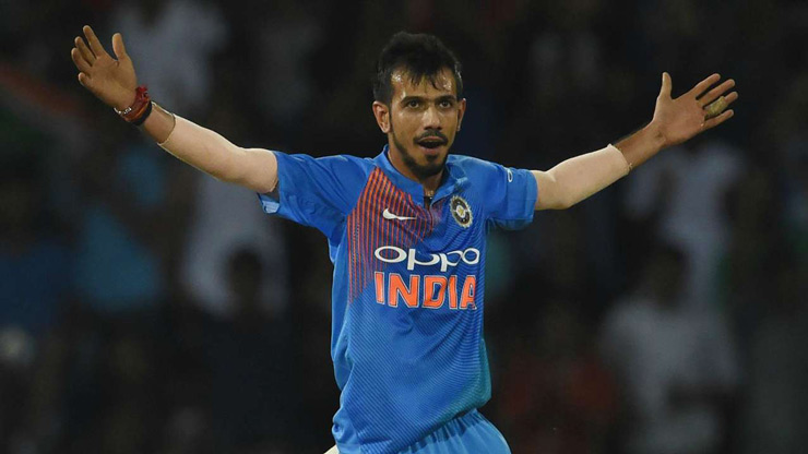 For India, it was Yuzvendra Chahal who bowled the key spell. The leg-spinner