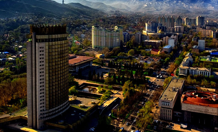 3. Almaty, Kazakhstan