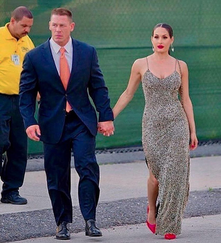 "They wrote, ""After much contemplation and 6 years of being together Nikki Bella and John Cena announced today their decision to separate as a couple. While this decision was a difficult one, we continue to have a great deal of love and respect for one another. We ask that you respect our privacy during this time in our lives."""