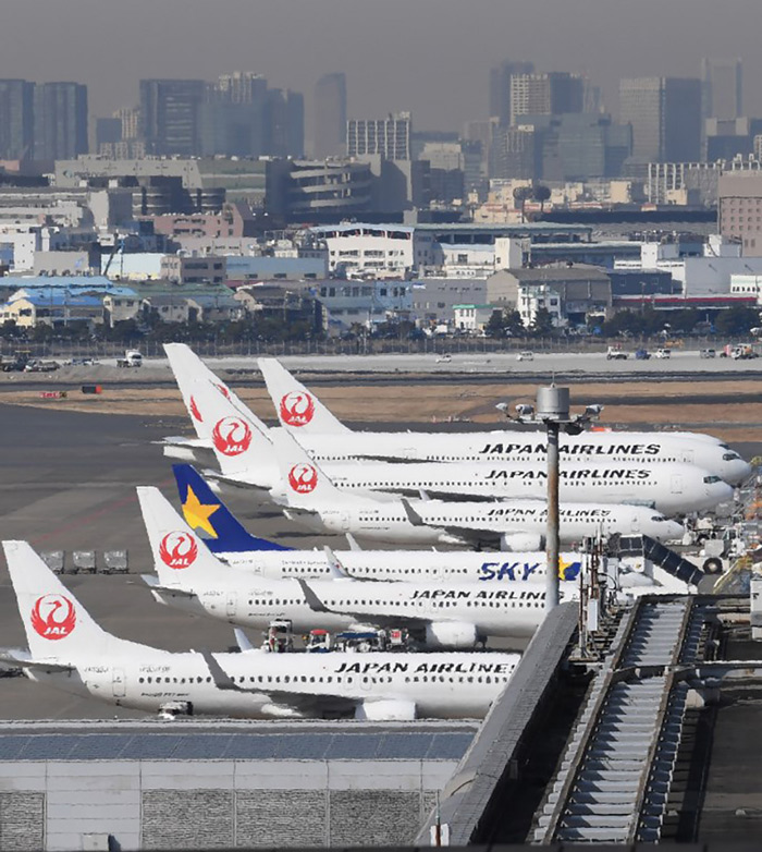 Tokyo International Airport (Haneda) has dropped to No. 3 on Skytrax