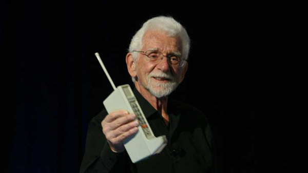 3. The first mobile phone call was made by Martin Cooper in 1973, a former Motorola inventor.