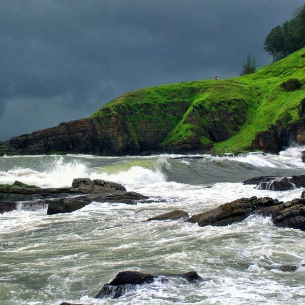 Goa, an island paradise.