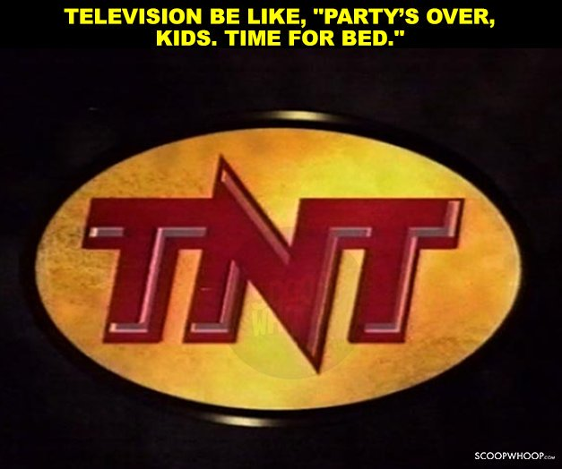 3. Cartoon Network, why you no go on forever?