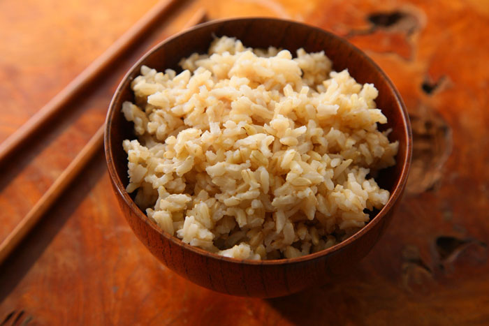 3. Brown Rice