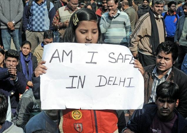 3. The crime rate in Delhi is increasing day by day.