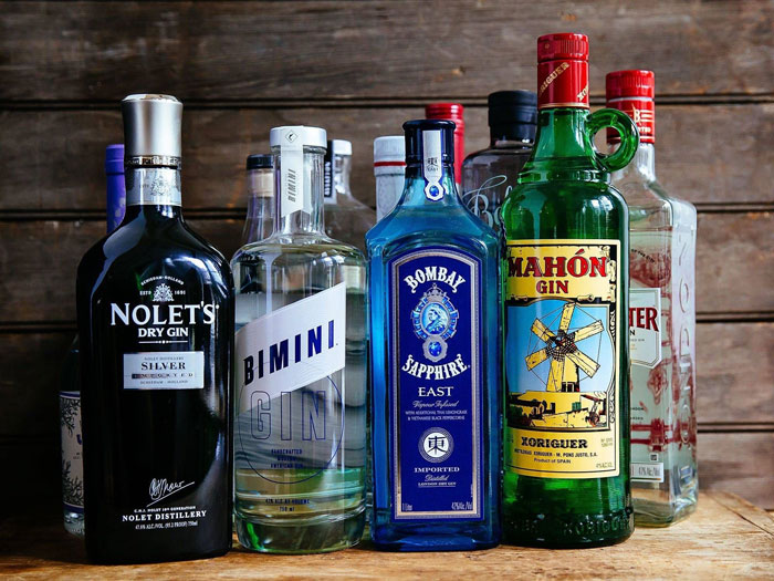 3. Getting paid to travel around the world and drink gin