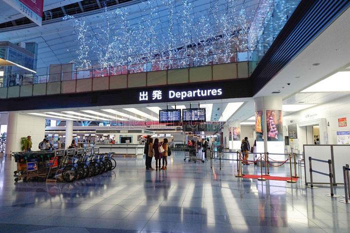 3. Tokyo Haneda International Airport, Japan